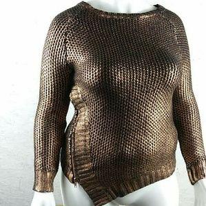 Saks Fifth Avenue Womens Sweater